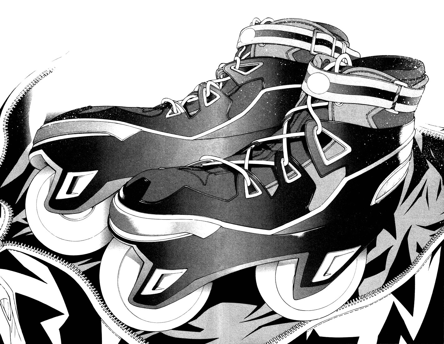 Манга Эйр Гир / Air Gear  - Том 1 Глава 2 Страница 36