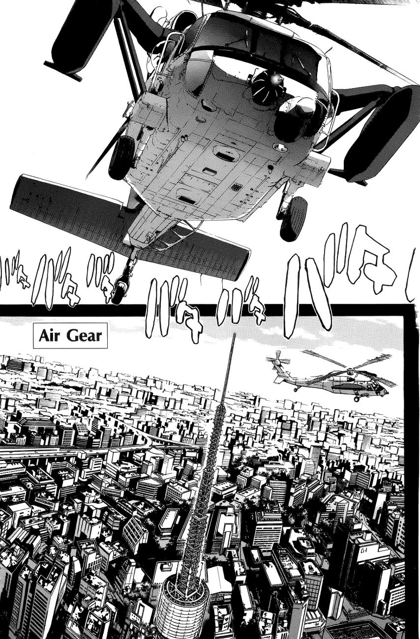 Манга Эйр Гир / Air Gear  - Том 12 Глава 102 Страница 1