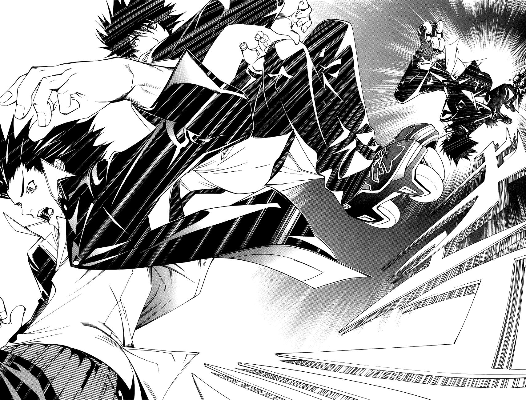 Манга Эйр Гир / Air Gear  - Том 12 Глава 103 Страница 13