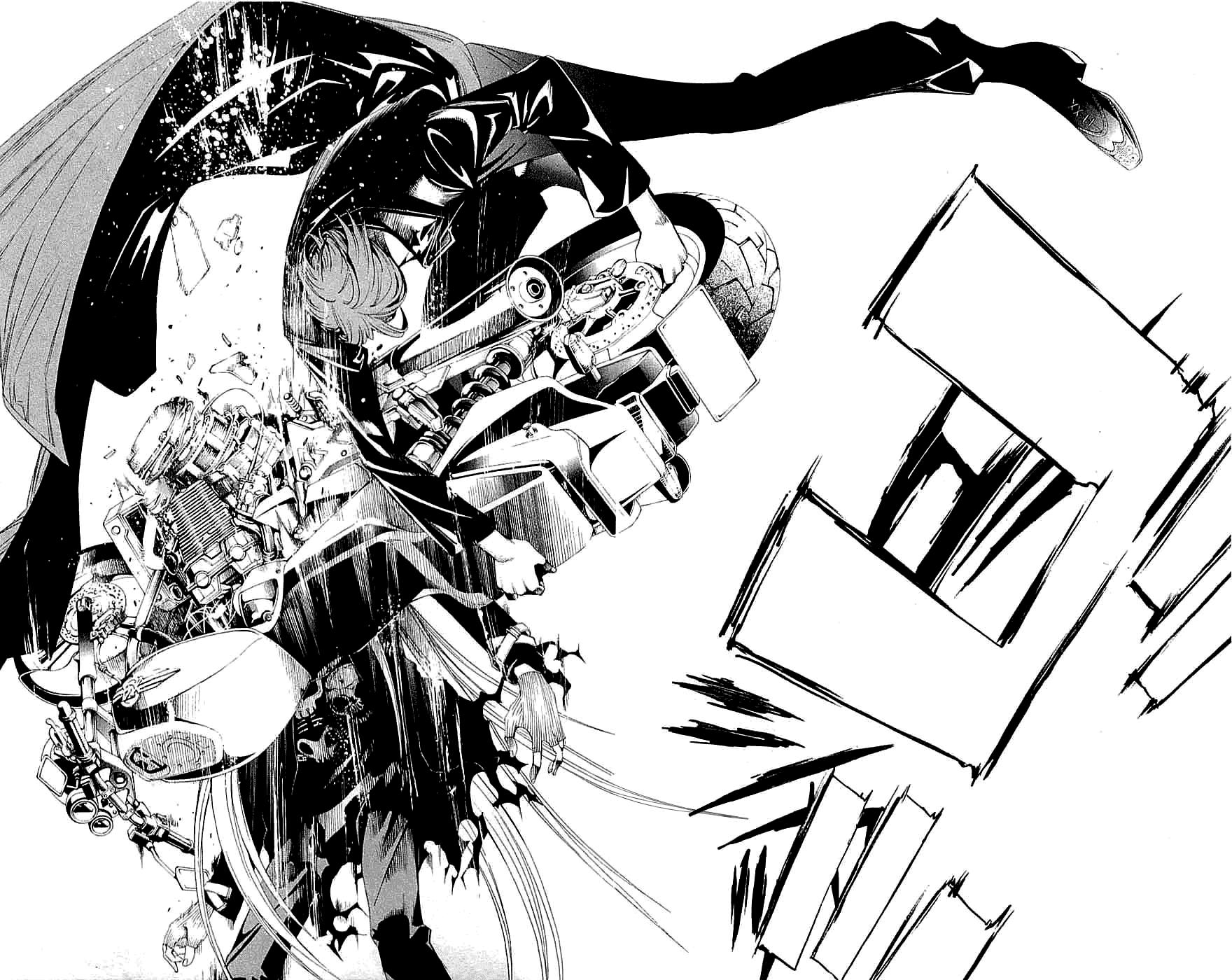 Манга Эйр Гир / Air Gear  - Том 14 Глава 116 Страница 12