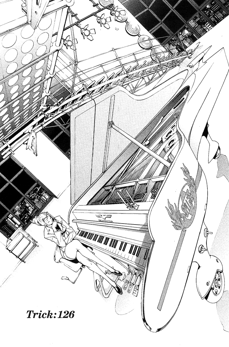 Манга Эйр Гир / Air Gear  - Том 15 Глава 126 Страница 2