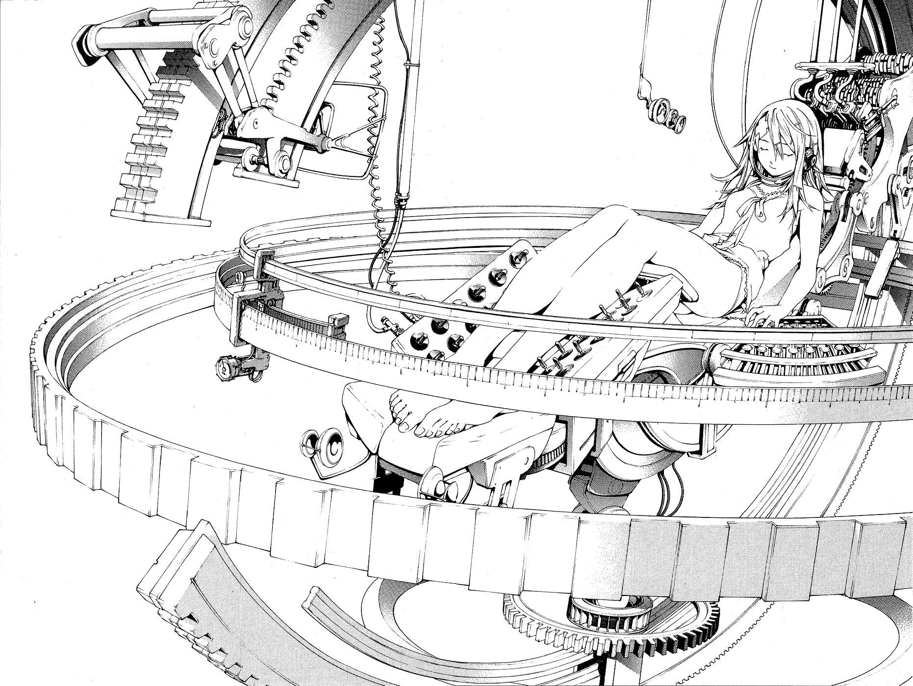 Манга Эйр Гир / Air Gear  - Том 15 Глава 128 Страница 6