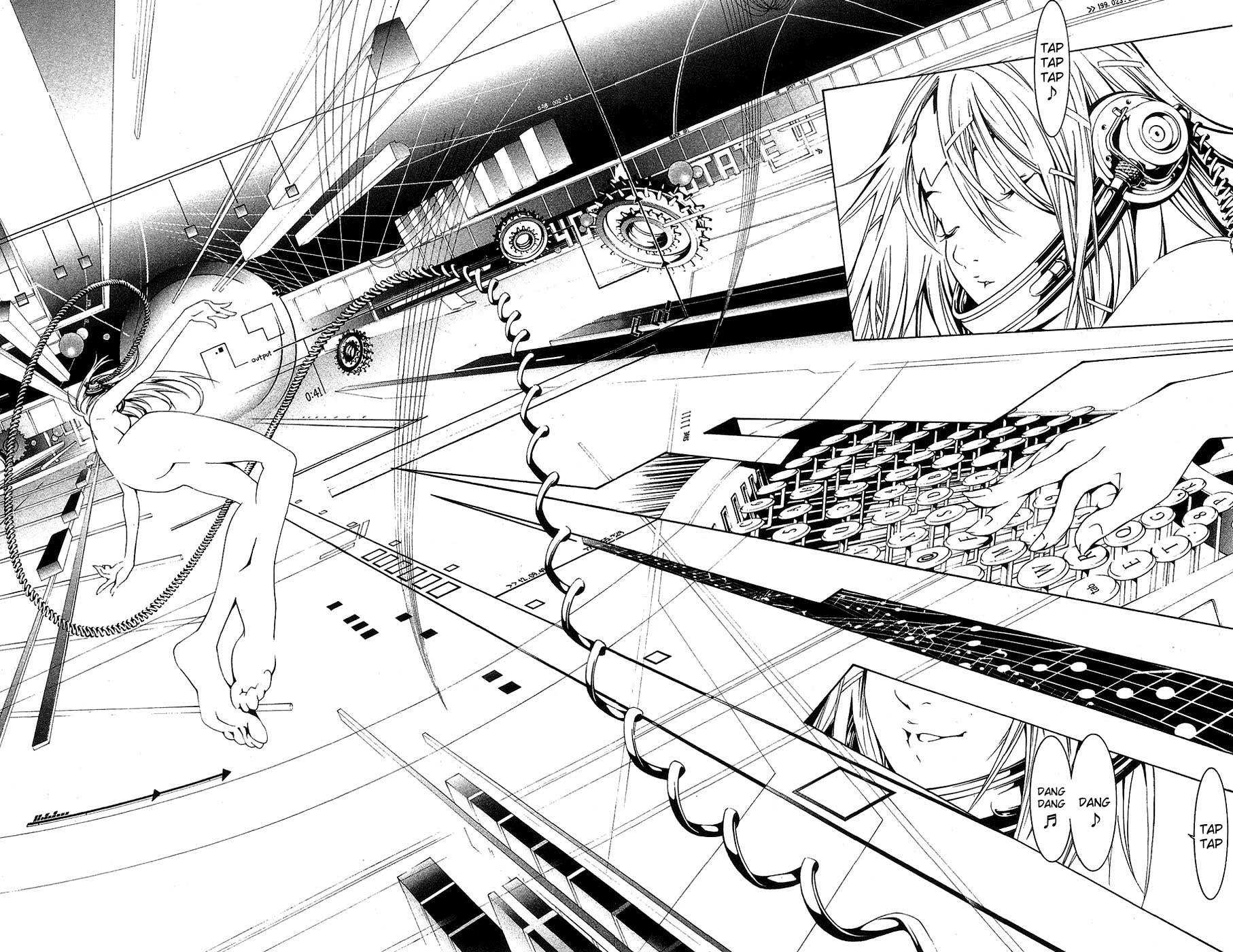 Манга Эйр Гир / Air Gear  - Том 15 Глава 128 Страница 7