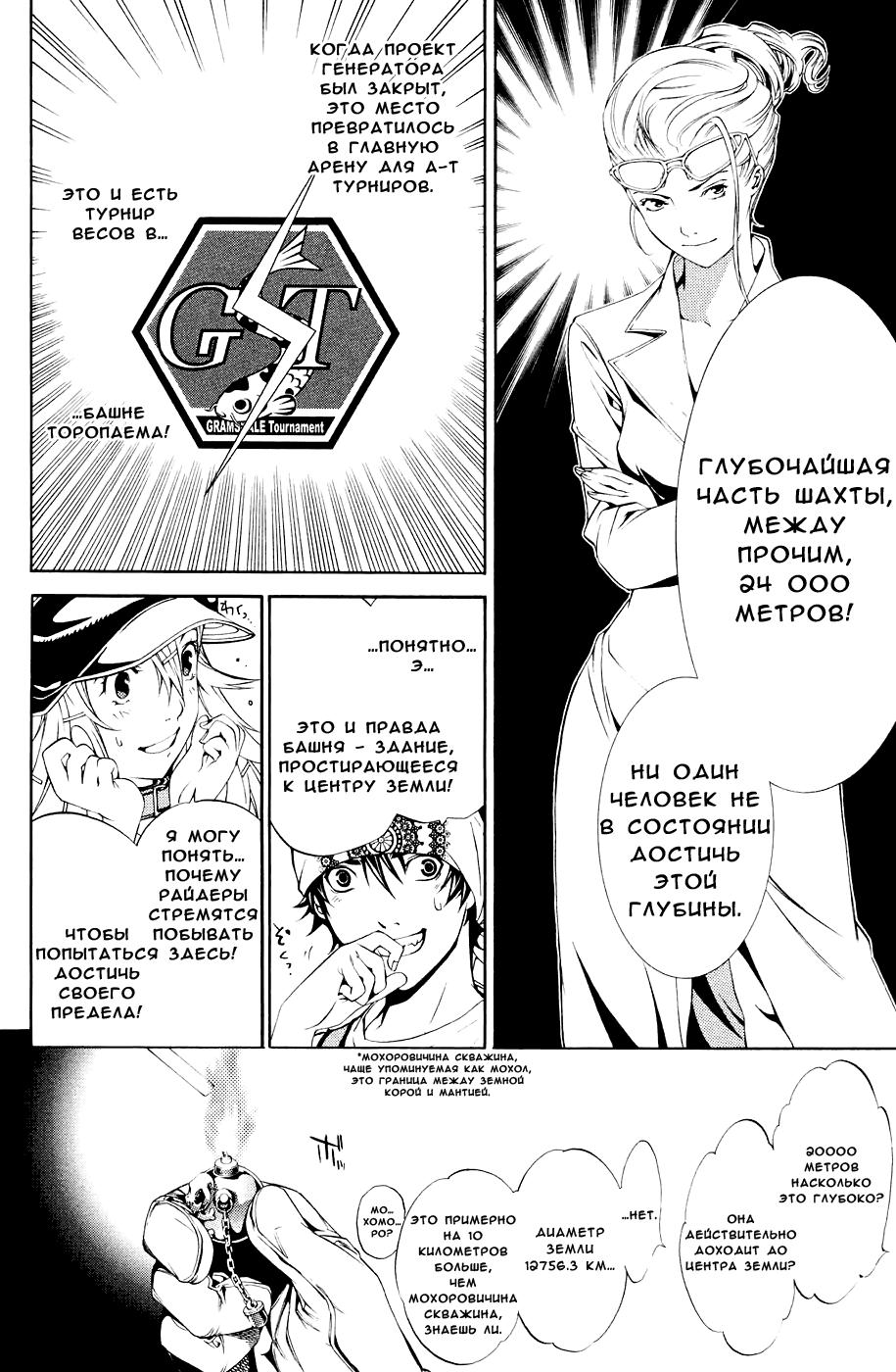 Манга Эйр Гир / Air Gear  - Том 17 Глава 148 Страница 7