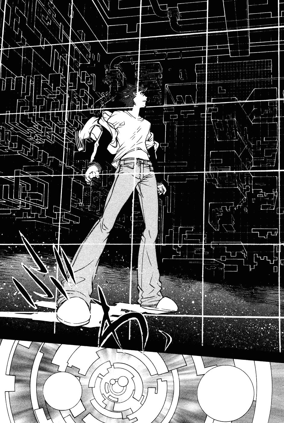 Манга Эйр Гир / Air Gear  - Том 3 Глава 16 Страница 13
