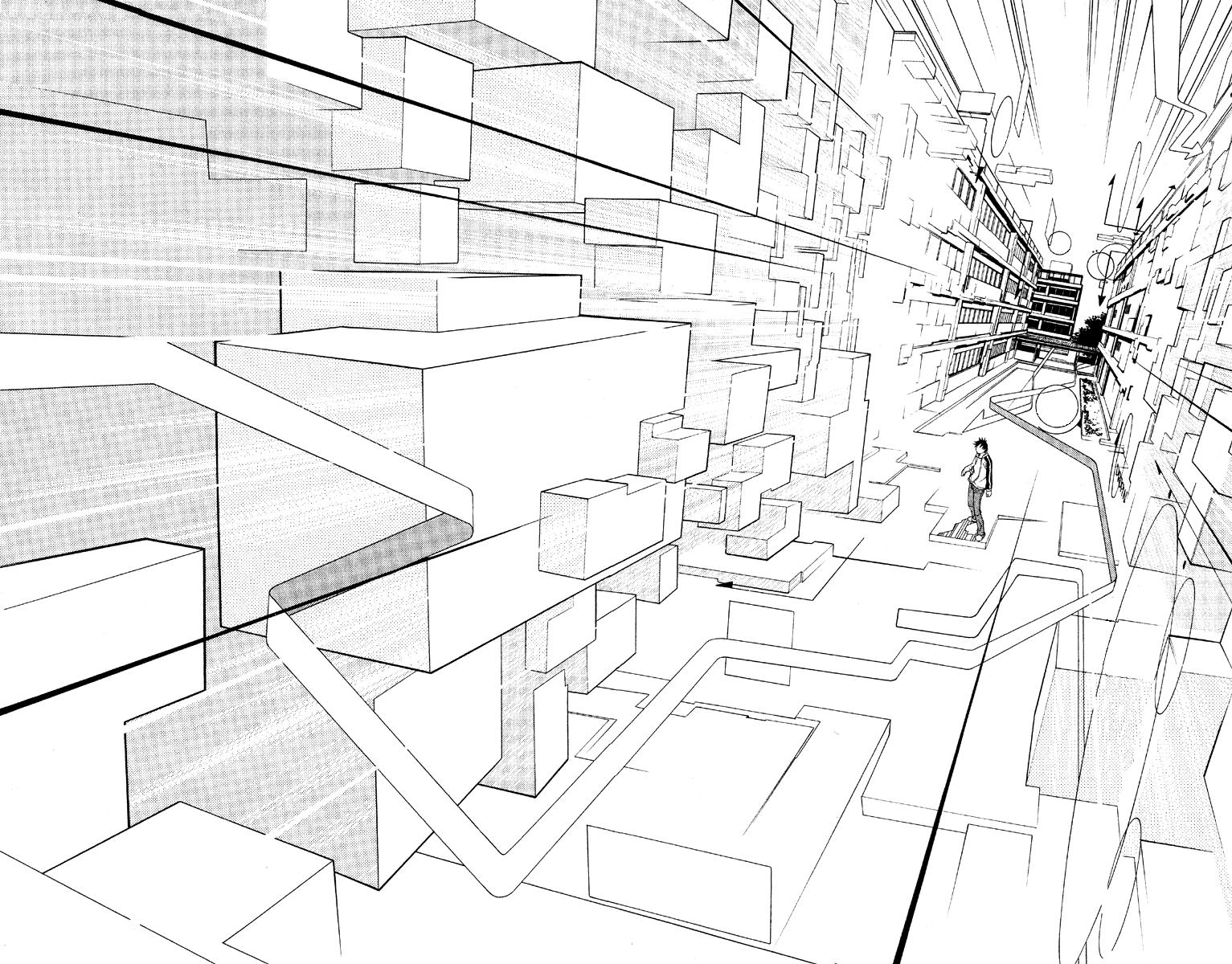 Манга Эйр Гир / Air Gear  - Том 3 Глава 16 Страница 14