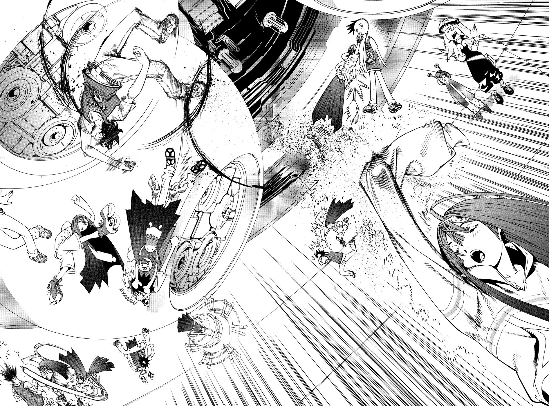 Манга Эйр Гир / Air Gear  - Том 17 Глава 151 Страница 6