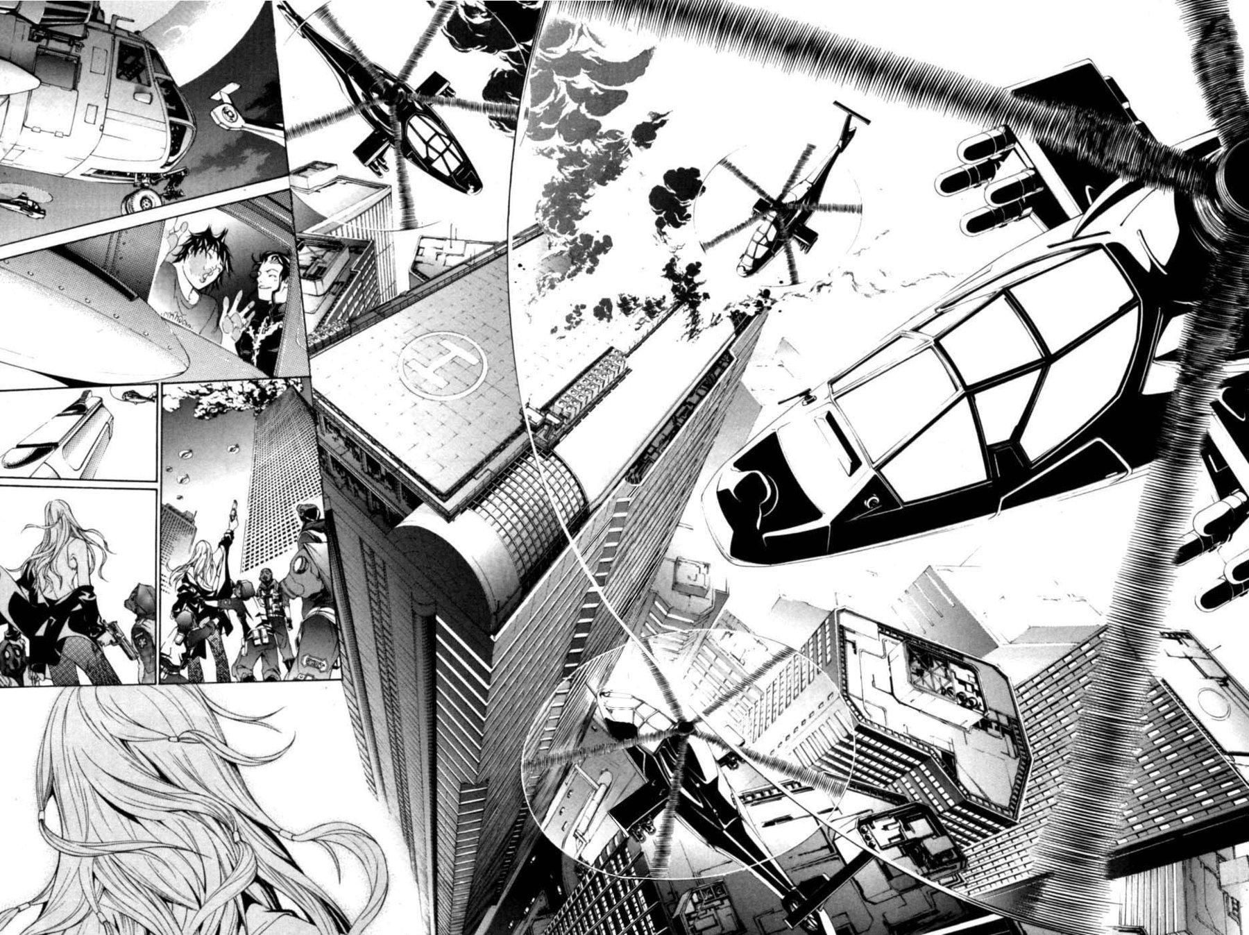 Манга Эйр Гир / Air Gear  - Том 18 Глава 165 Страница 13