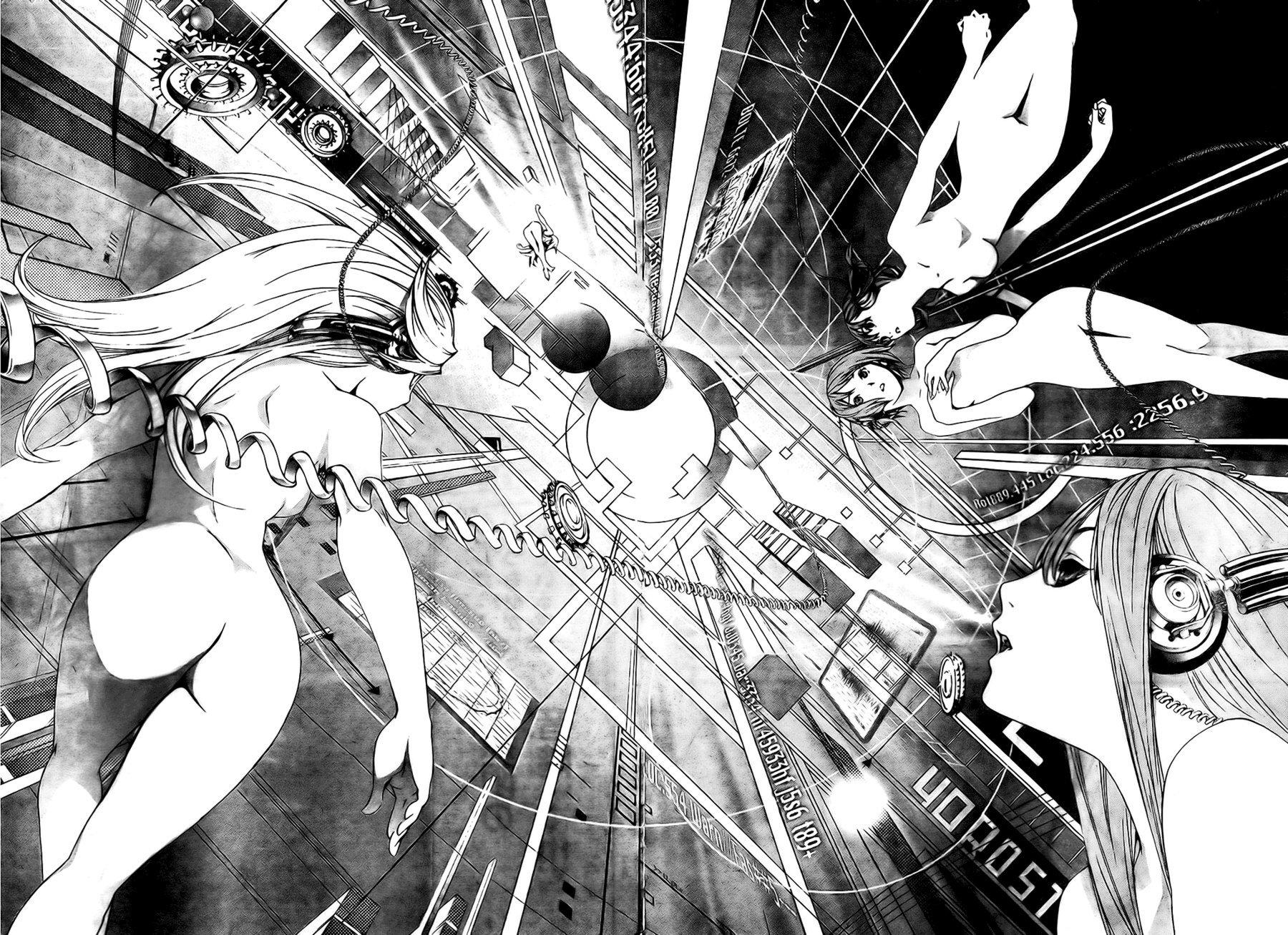 Манга Эйр Гир / Air Gear  - Том 20 Глава 180 Страница 6