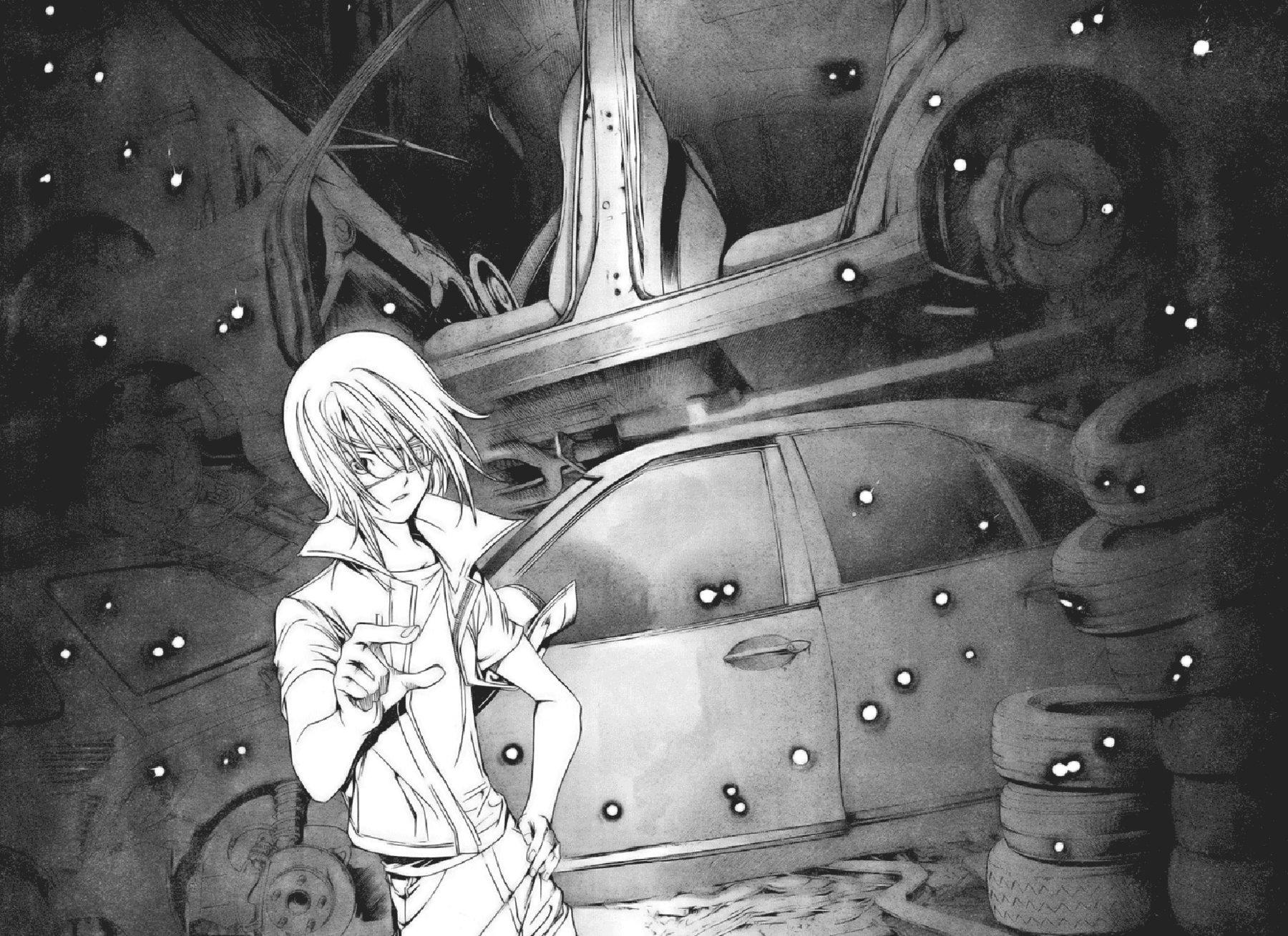 Манга Эйр Гир / Air Gear  - Том 21 Глава 188 Страница 9