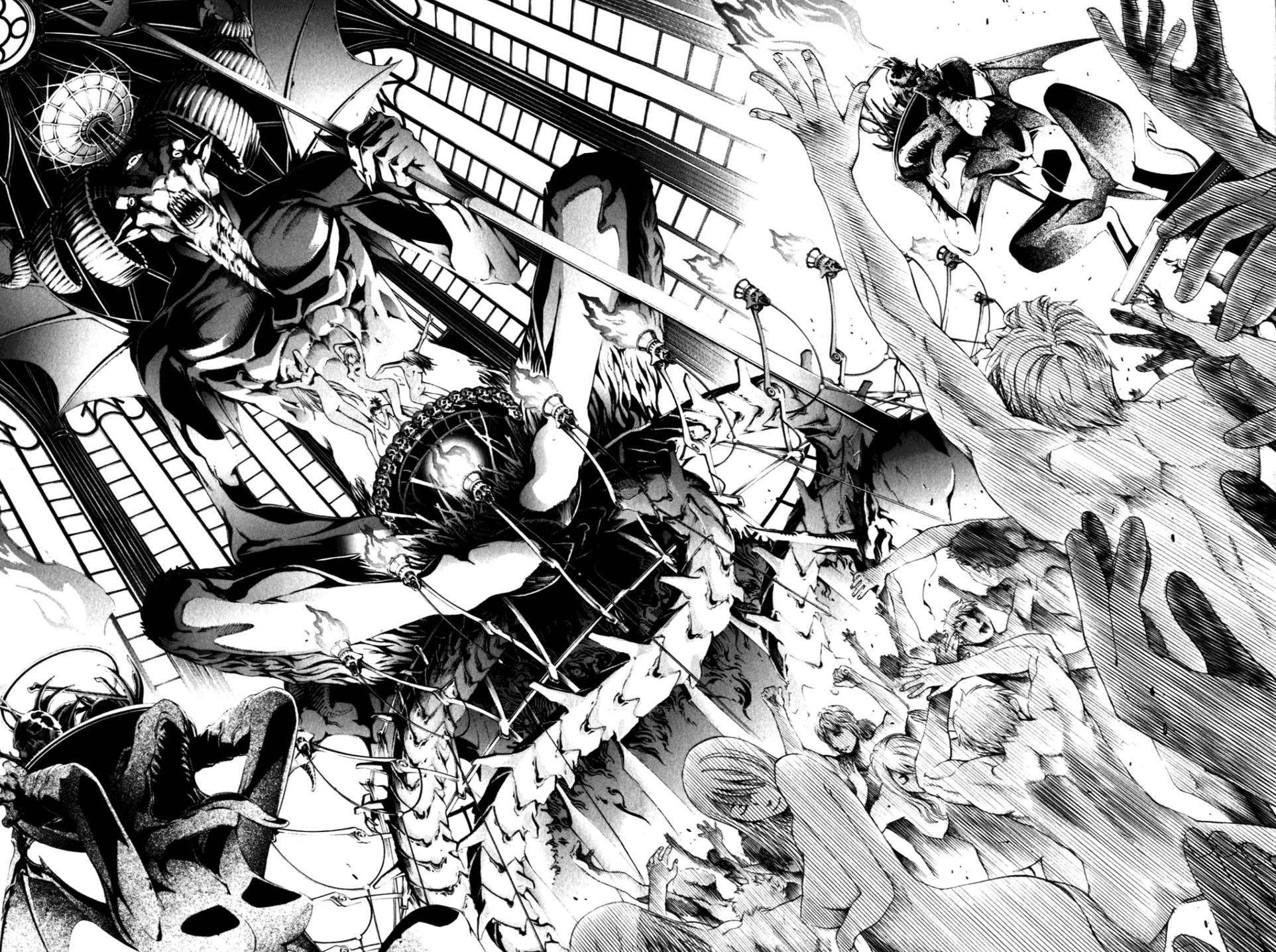 Манга Эйр Гир / Air Gear  - Том 22 Глава 198 Страница 17