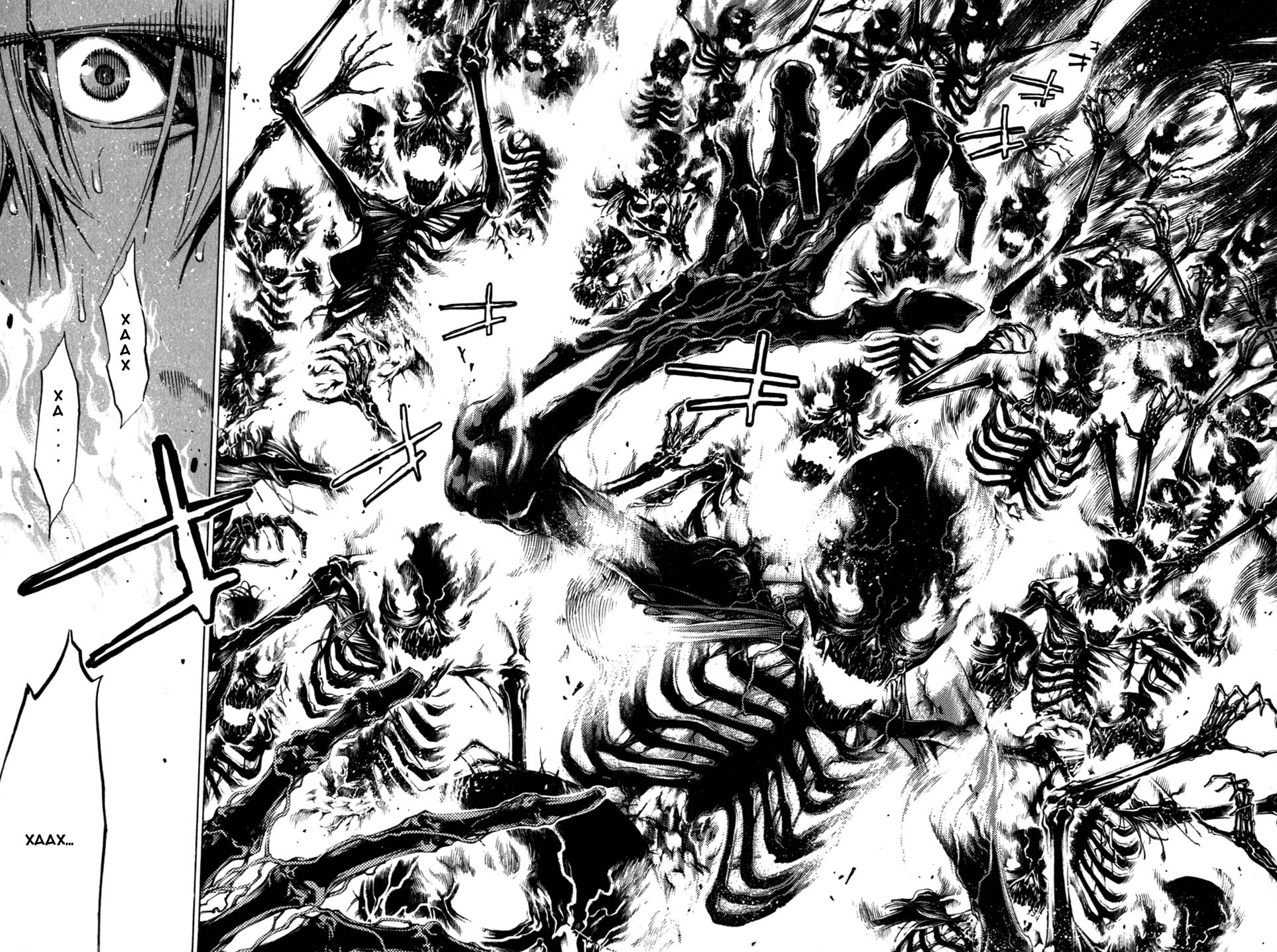Манга Эйр Гир / Air Gear  - Том 22 Глава 201 Страница 10