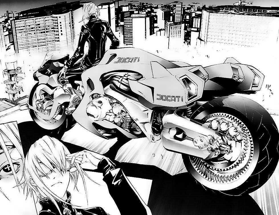 Манга Эйр Гир / Air Gear  - Том 23 Глава 210 Страница 9