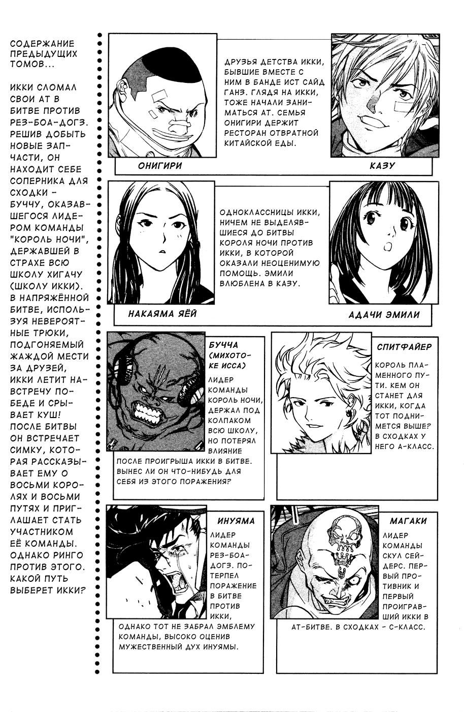 Манга Эйр Гир / Air Gear  - Том 4 Глава 24 Страница 4