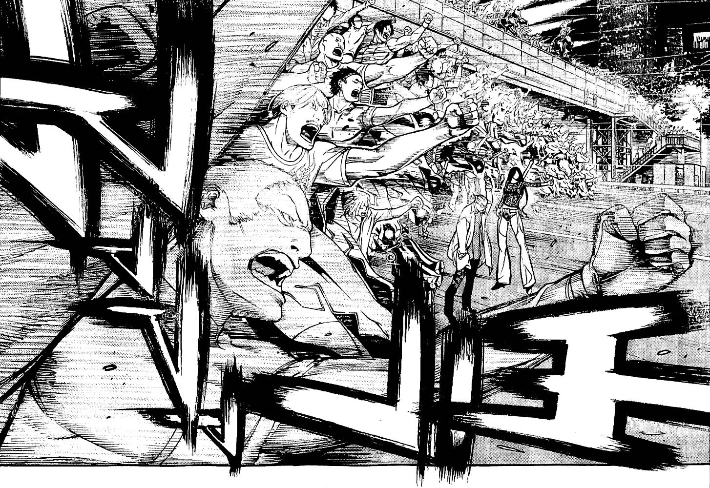 Манга Эйр Гир / Air Gear  - Том 25 Глава 234 Страница 15