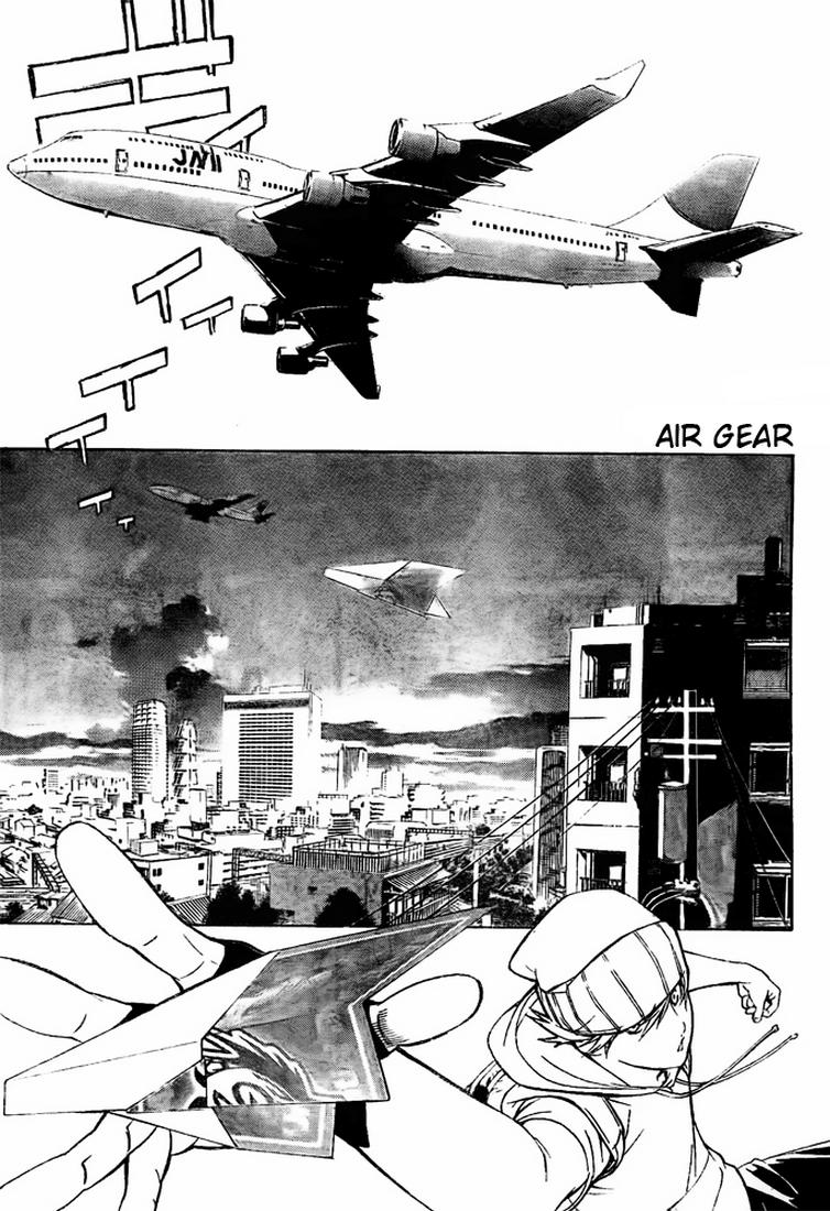 Манга Эйр Гир / Air Gear  - Том 26 Глава 244 Страница 1