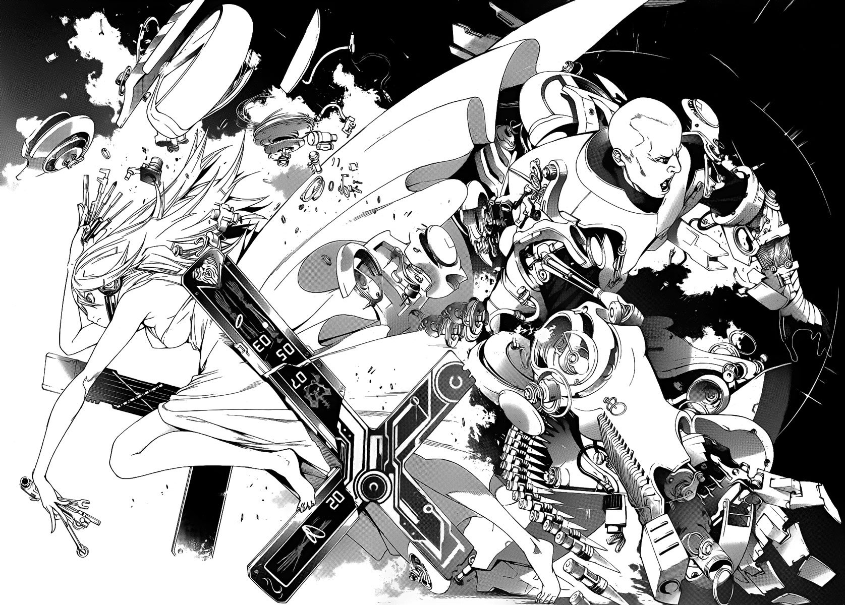 Манга Эйр Гир / Air Gear  - Том 30 Глава 285 Страница 11