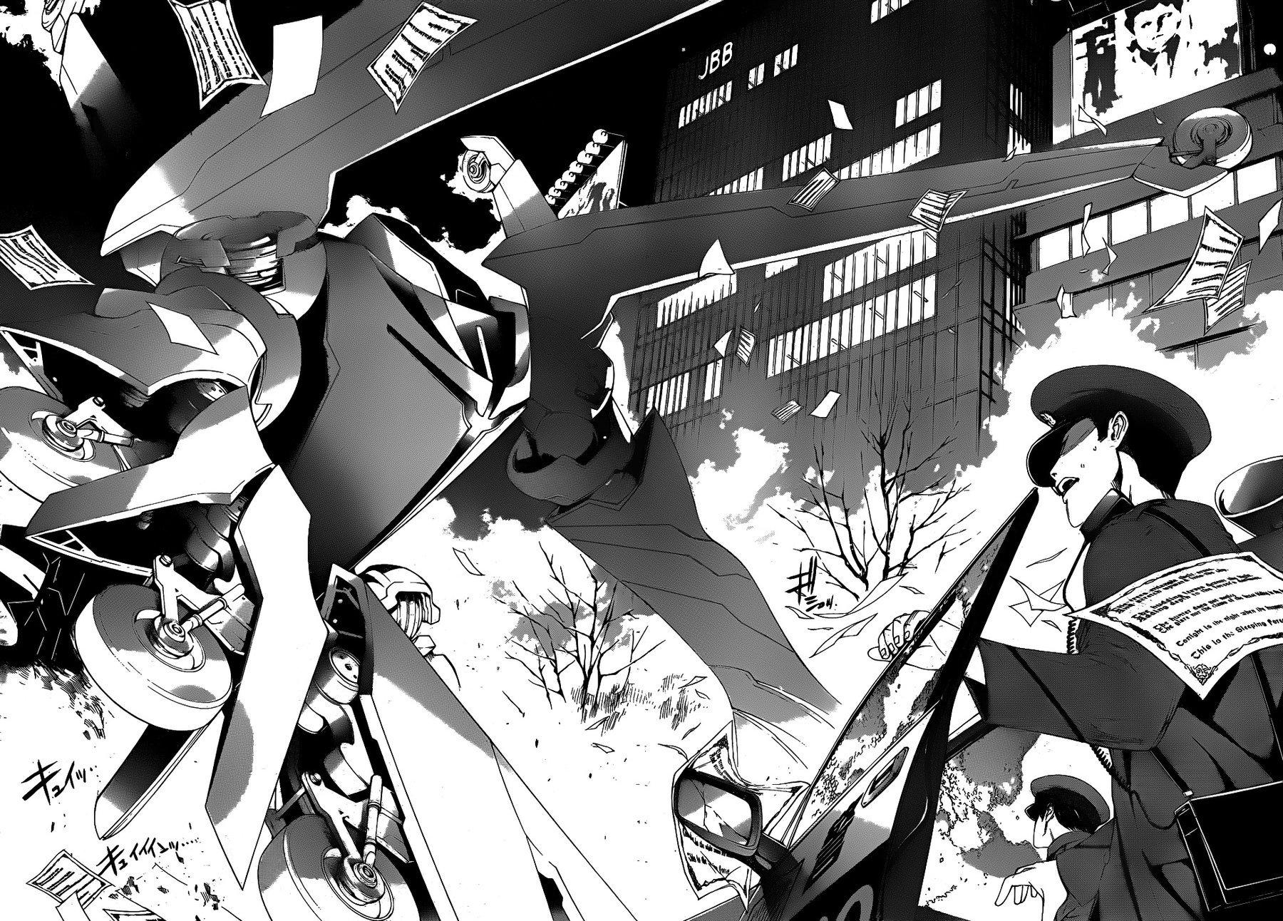 Манга Эйр Гир / Air Gear  - Том 31 Глава 295 Страница 13