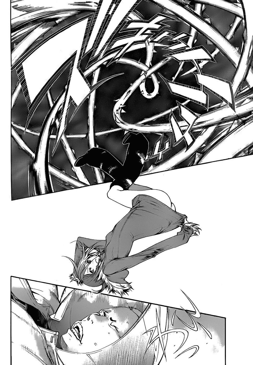 Манга Эйр Гир / Air Gear  - Том 31 Глава 295 Страница 5