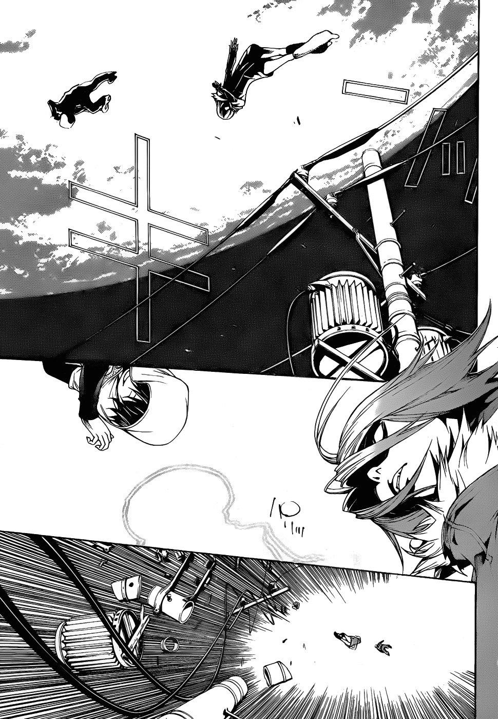 Манга Эйр Гир / Air Gear  - Том 31 Глава 295 Страница 8
