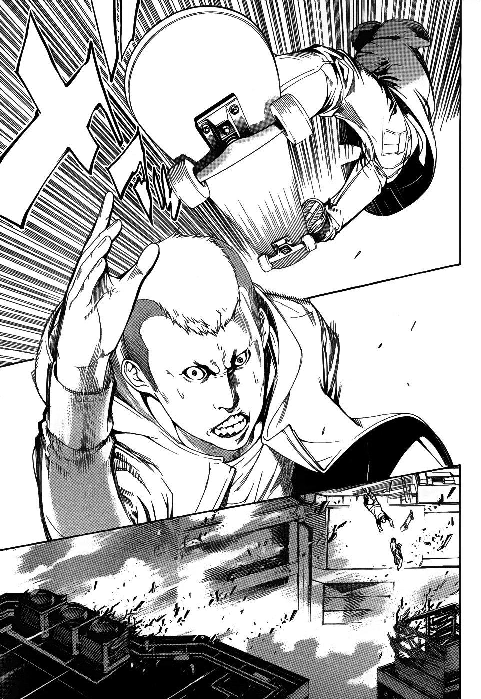 Манга Эйр Гир / Air Gear  - Том 31 Глава 297 Страница 16