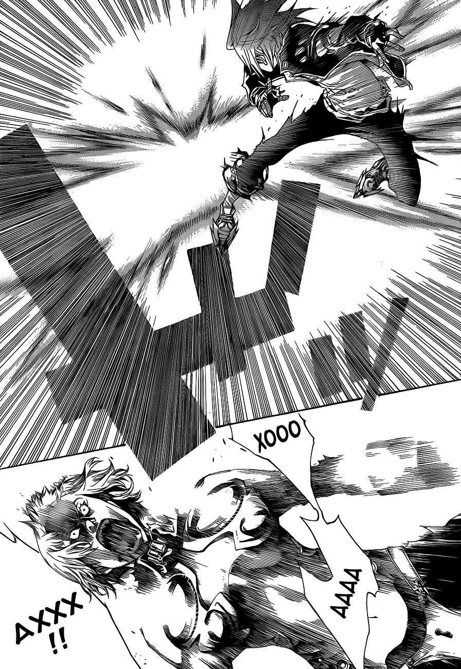 Манга Эйр Гир / Air Gear  - Том 32 Глава 302 Страница 15