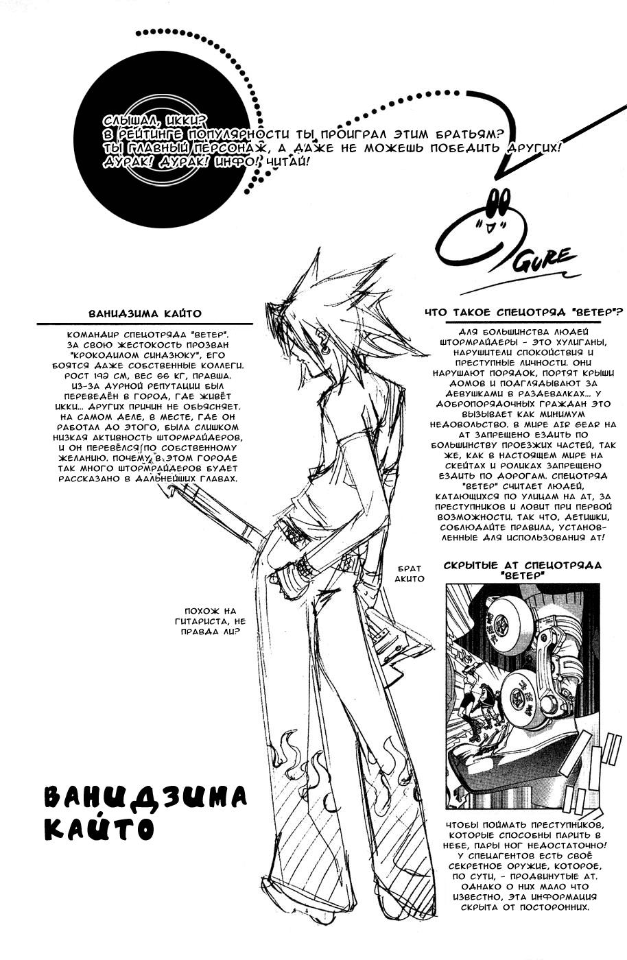 Манга Эйр Гир / Air Gear  - Том 4 Глава 32 Страница 20