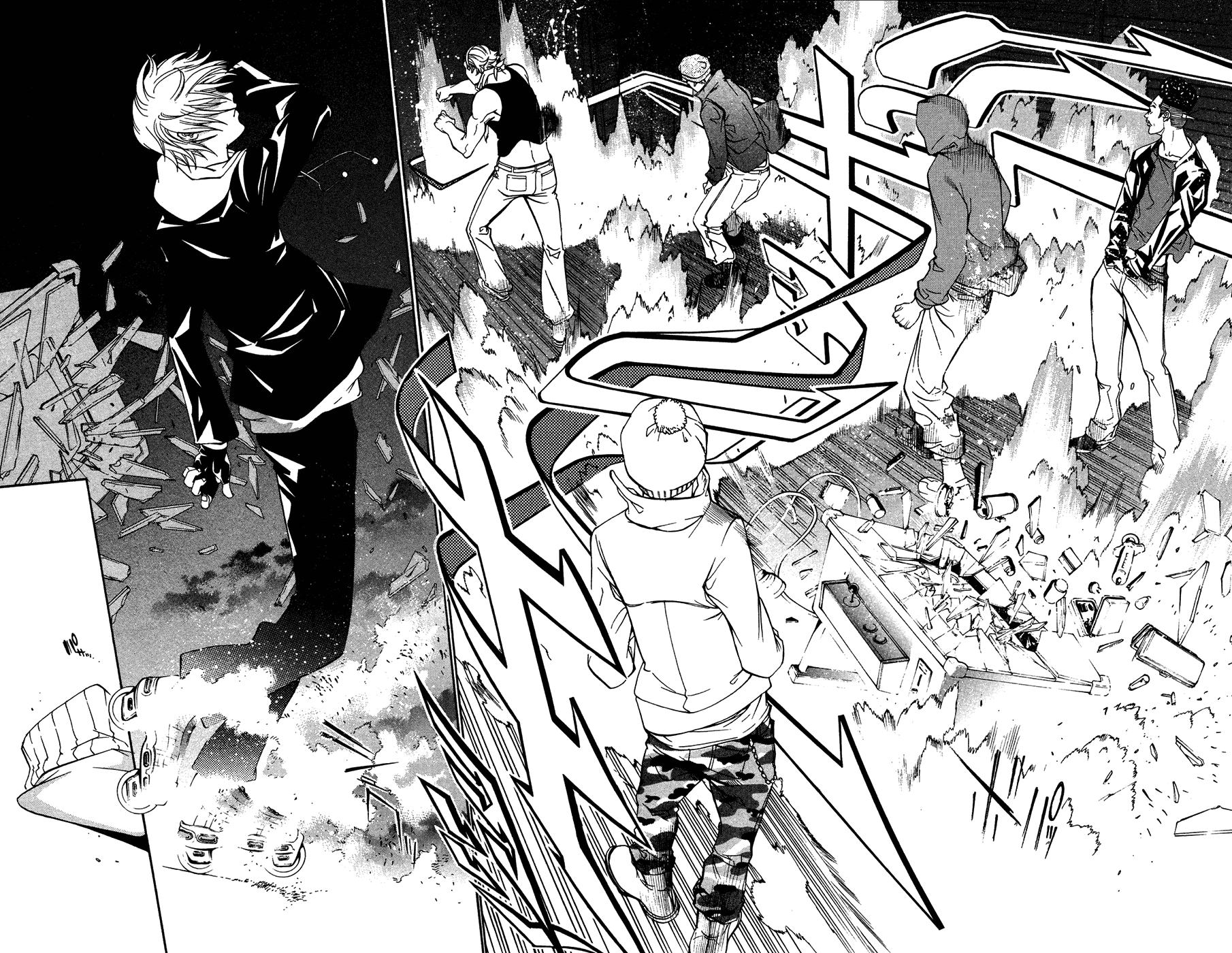 Манга Эйр Гир / Air Gear  - Том 5 Глава 33 Страница 23