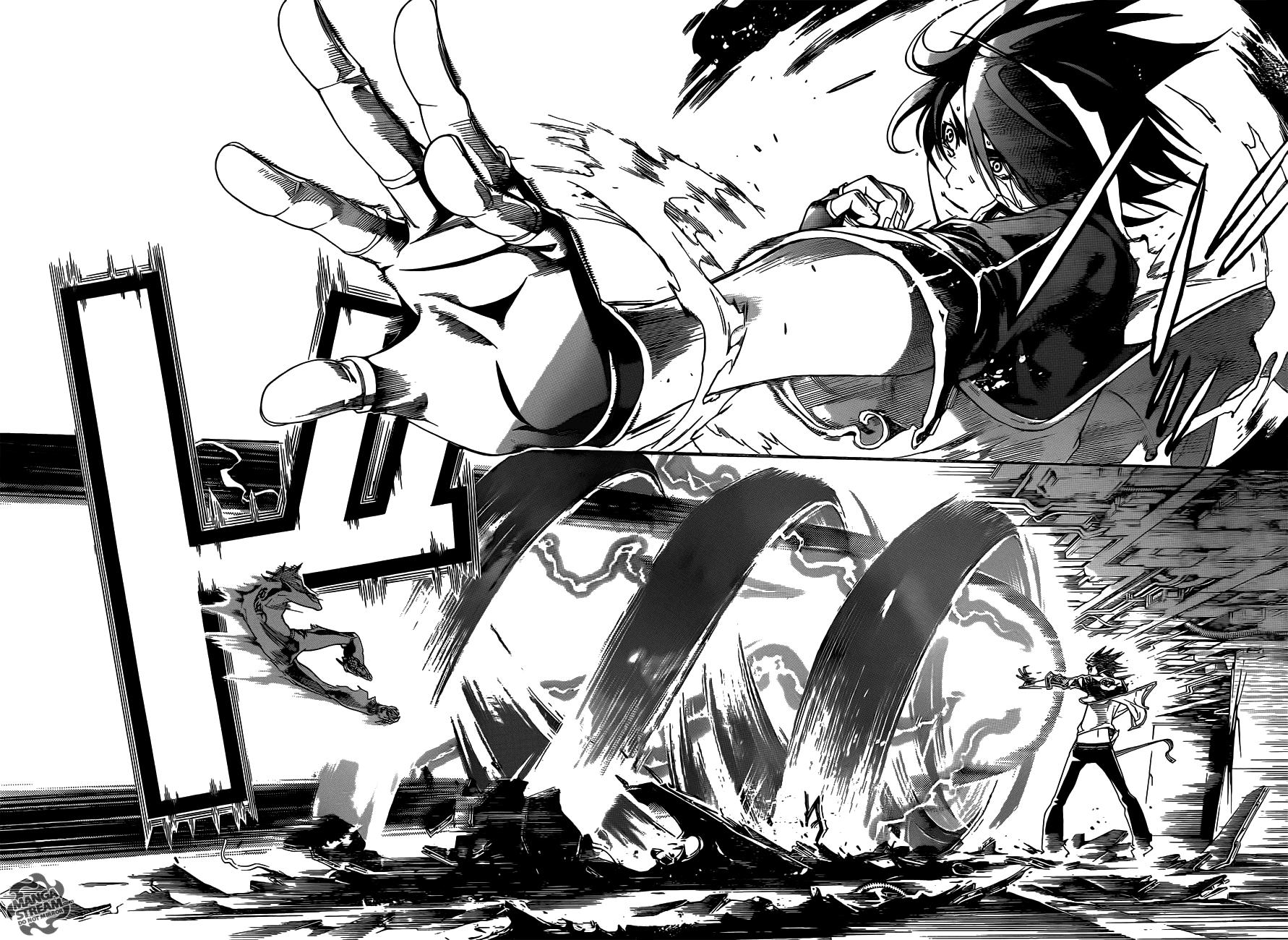Манга Эйр Гир / Air Gear  - Том 36 Глава 347 Страница 7