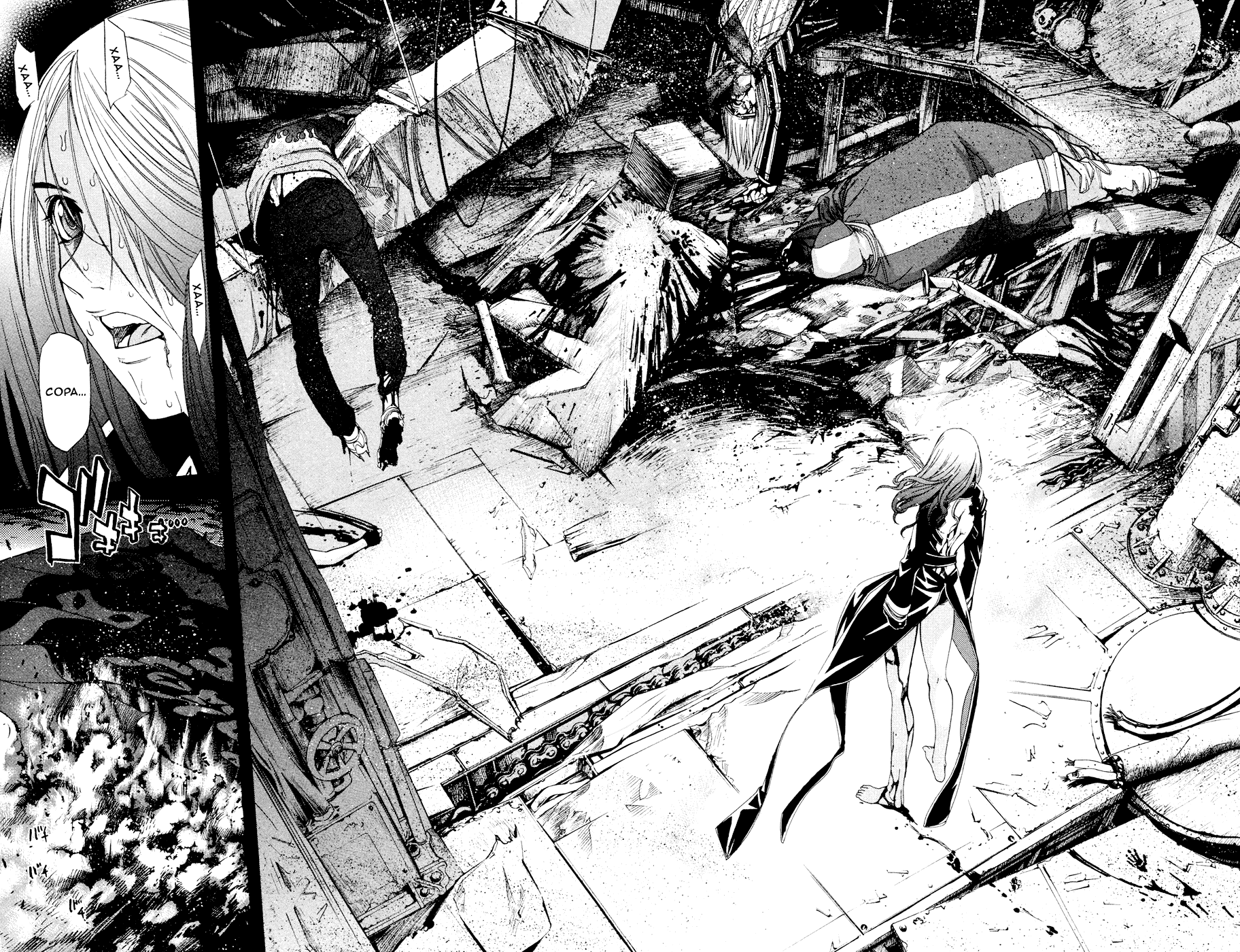 Манга Эйр Гир / Air Gear  - Том 6 Глава 42 Страница 21