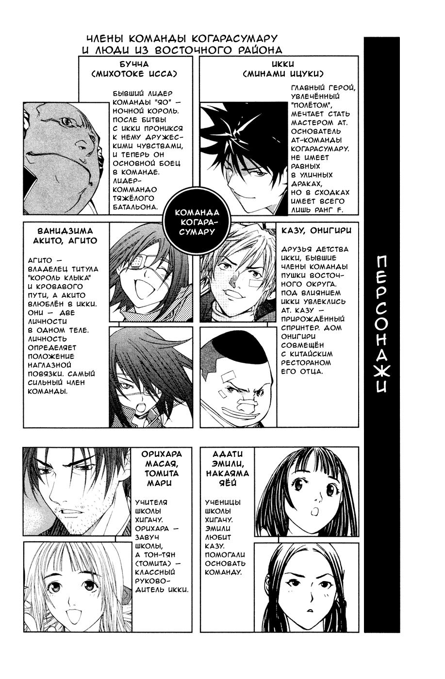 Манга Эйр Гир / Air Gear  - Том 6 Глава 42 Страница 4