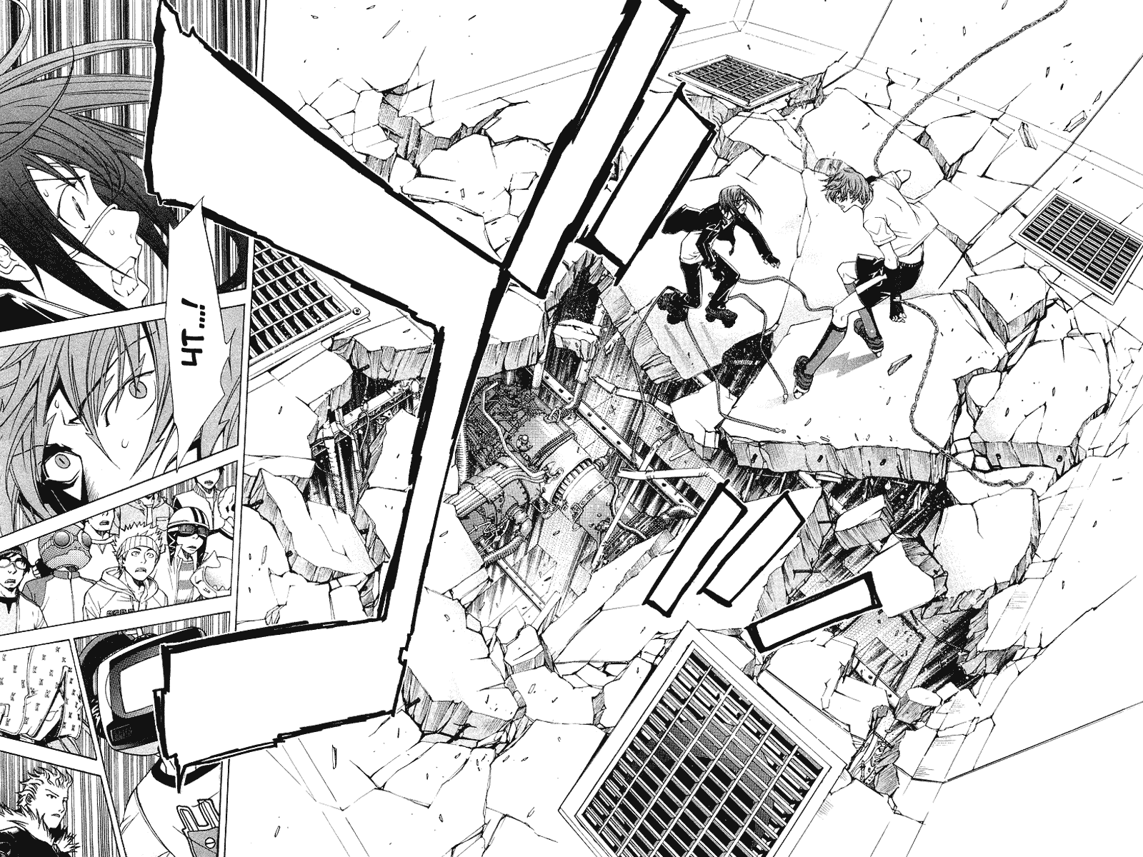 Манга Эйр Гир / Air Gear  - Том 8 Глава 64 Страница 15