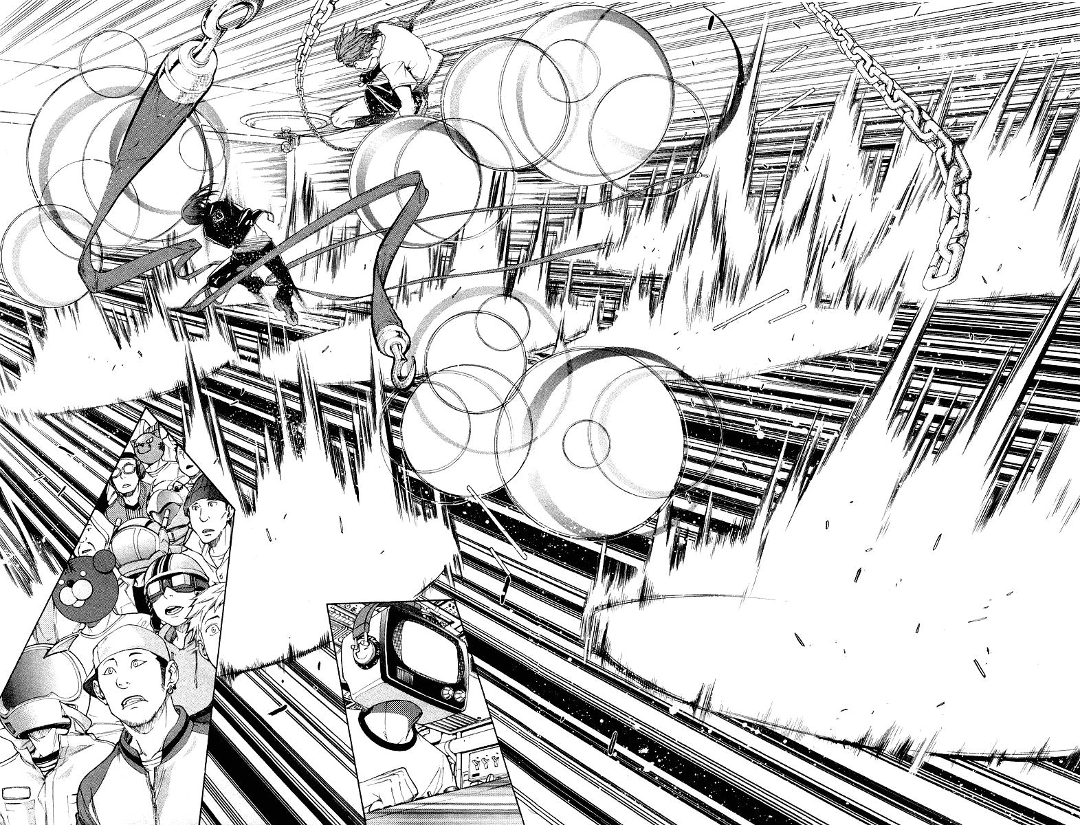 Манга Эйр Гир / Air Gear  - Том 8 Глава 64 Страница 4