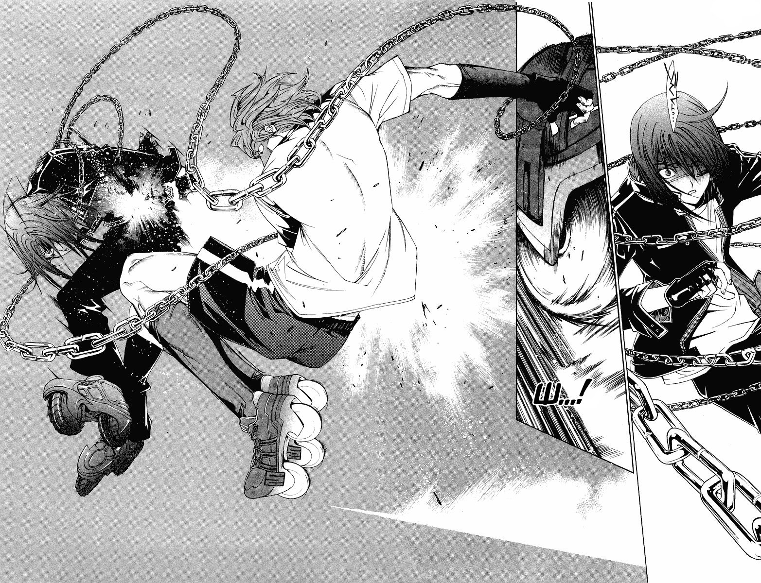 Манга Эйр Гир / Air Gear  - Том 8 Глава 64 Страница 7
