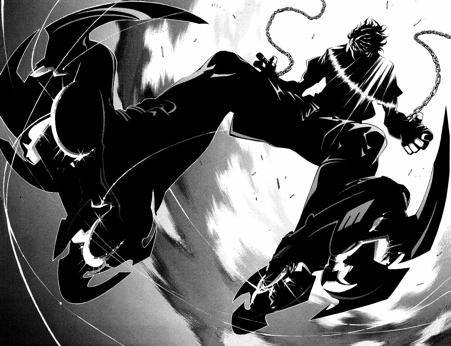 Манга Эйр Гир / Air Gear  - Том 8 Глава 68 Страница 16