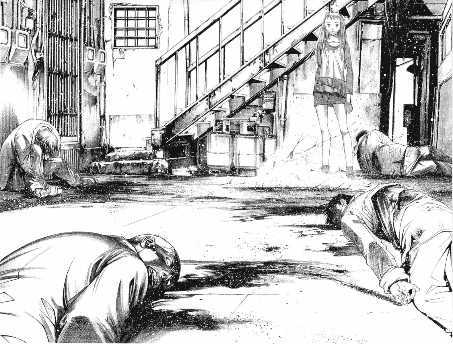 Манга Эйр Гир / Air Gear  - Том 9 Глава 70 Страница 15