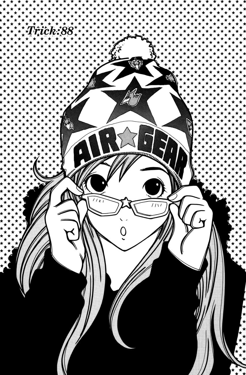 Манга Эйр Гир / Air Gear  - Том 11 Глава 88 Страница 1