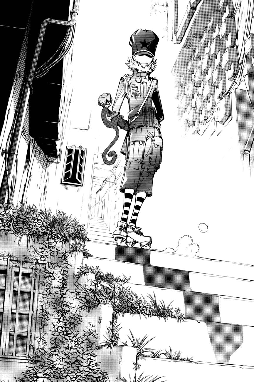 Манга Эйр Гир / Air Gear  - Том 11 Глава 88 Страница 15