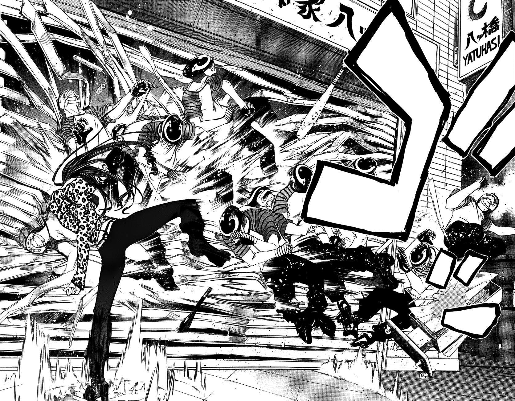 Манга Эйр Гир / Air Gear  - Том 12 Глава 96 Страница 16