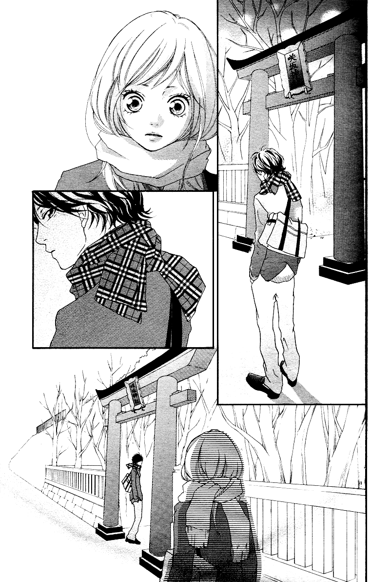 Манга Неудержимая юность / Blue Spring Ride - Том 1 Глава 1 Страница 25