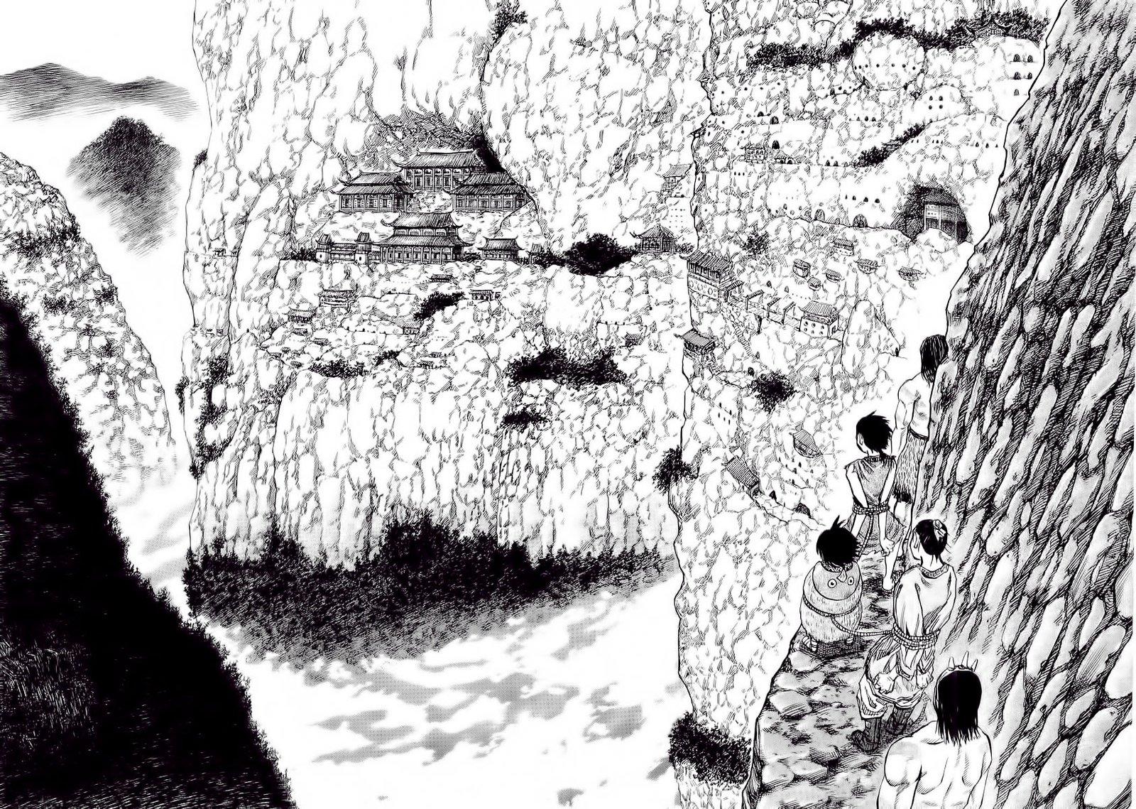 Манга Царство / Kingdom  - Том 2 Глава 19 Страница 14