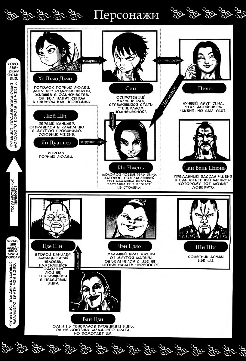 Манга Царство / Kingdom  - Том 3 Глава 20 Страница 9