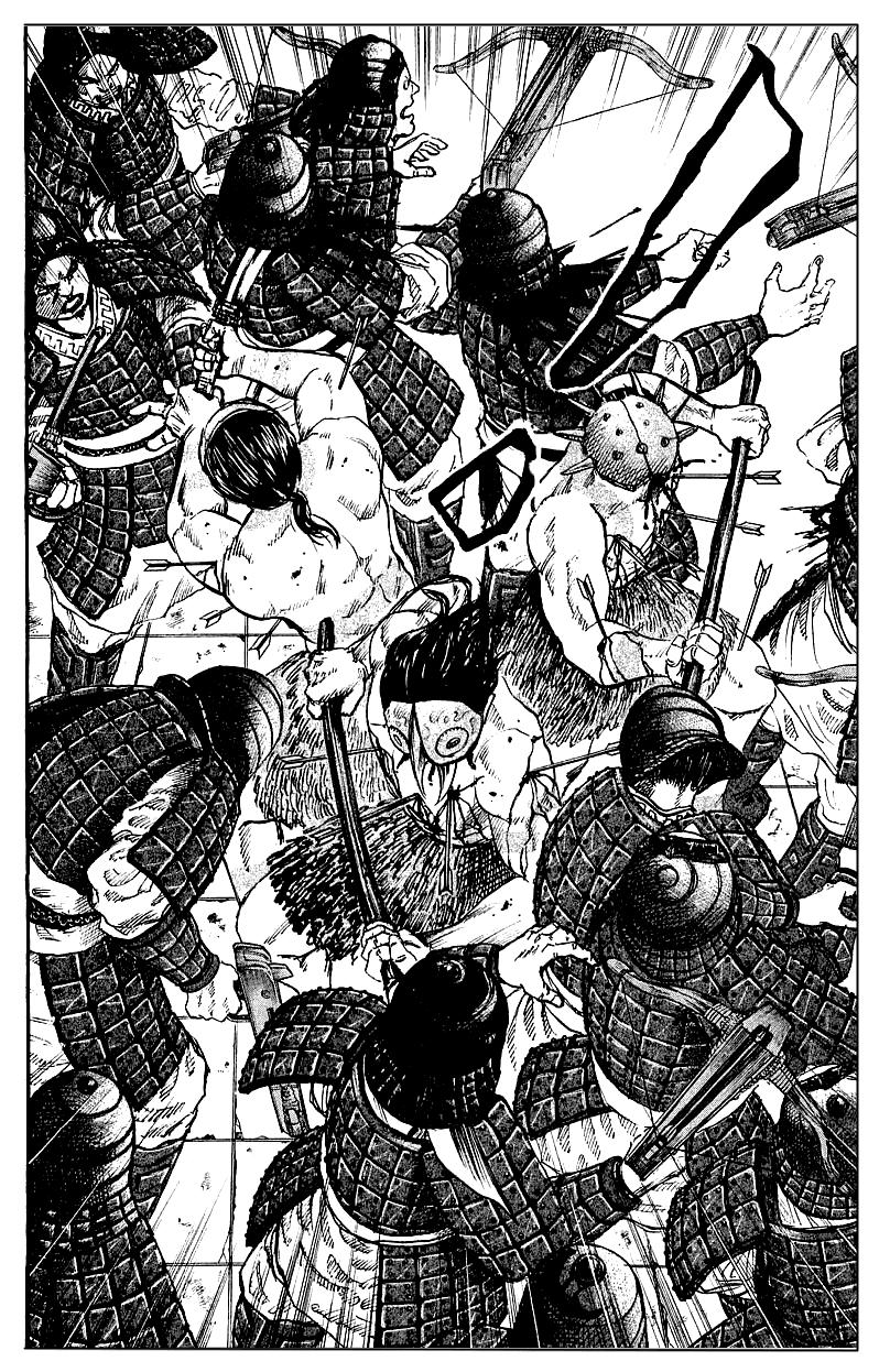 Манга Царство / Kingdom  - Том 4 Глава 31 Страница 20
