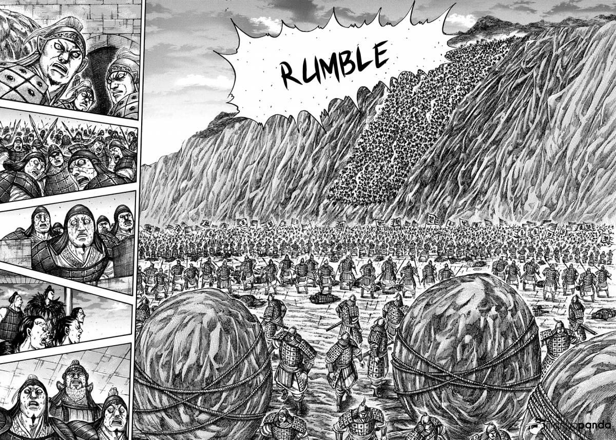 Манга Царство / Kingdom  - Том 30 Глава 317 Страница 19