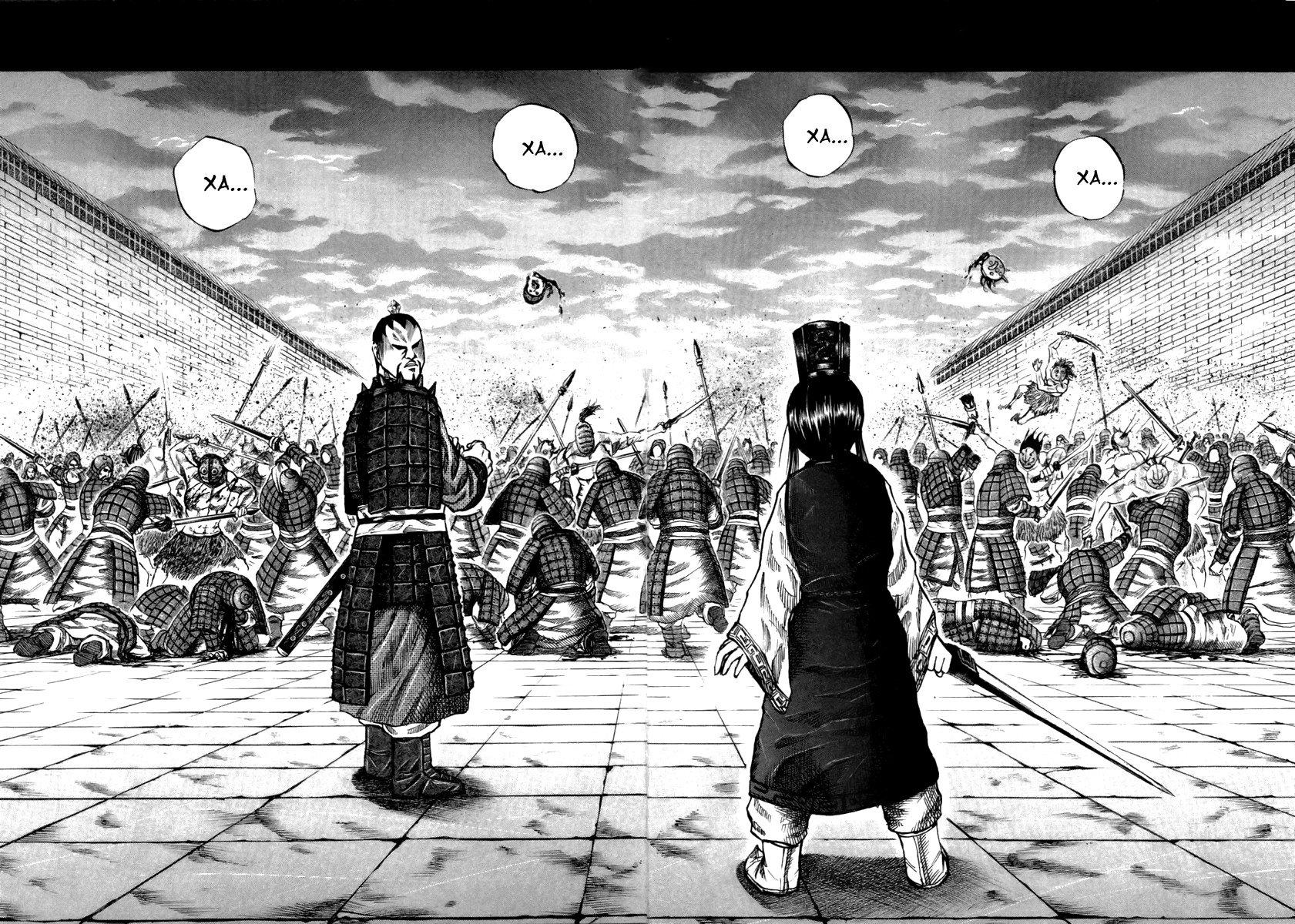 Манга Царство / Kingdom  - Том 5 Глава 43 Страница 10