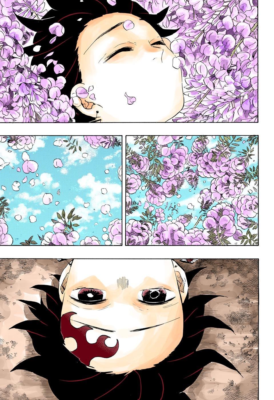 Манга Клинок, рассекающий демонов (цветная версия)  - Том 23 Глава 203 Страница 15