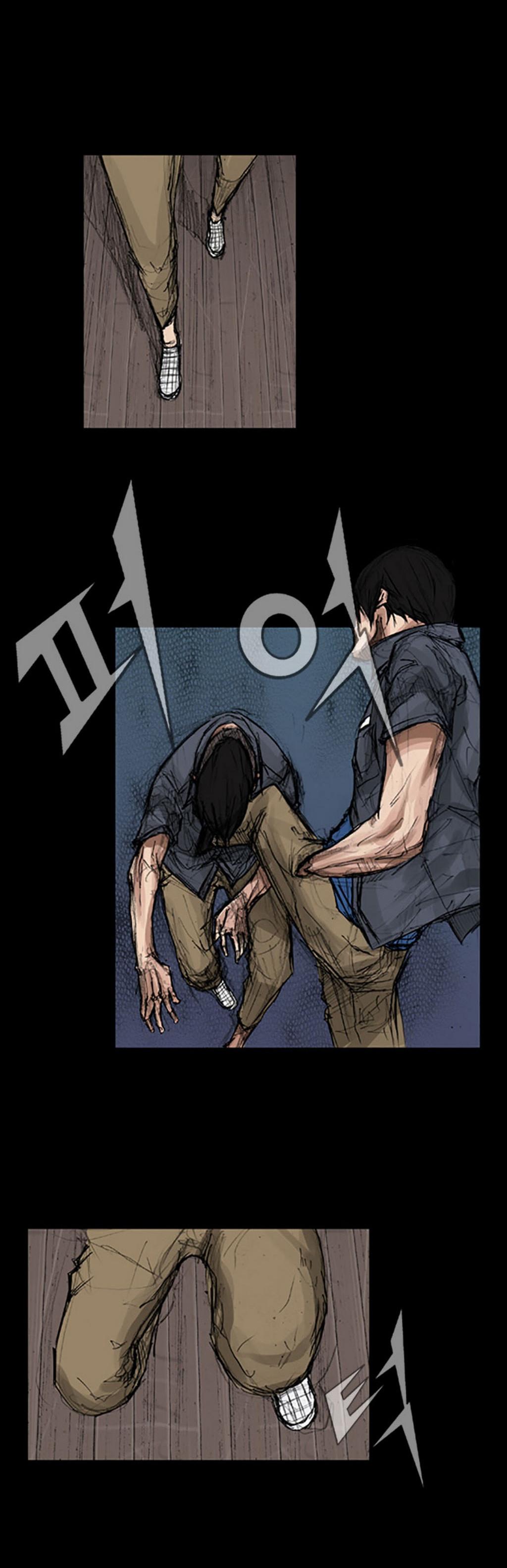Манга Токко / Dokgo - Том 1 Глава 4 Страница 3