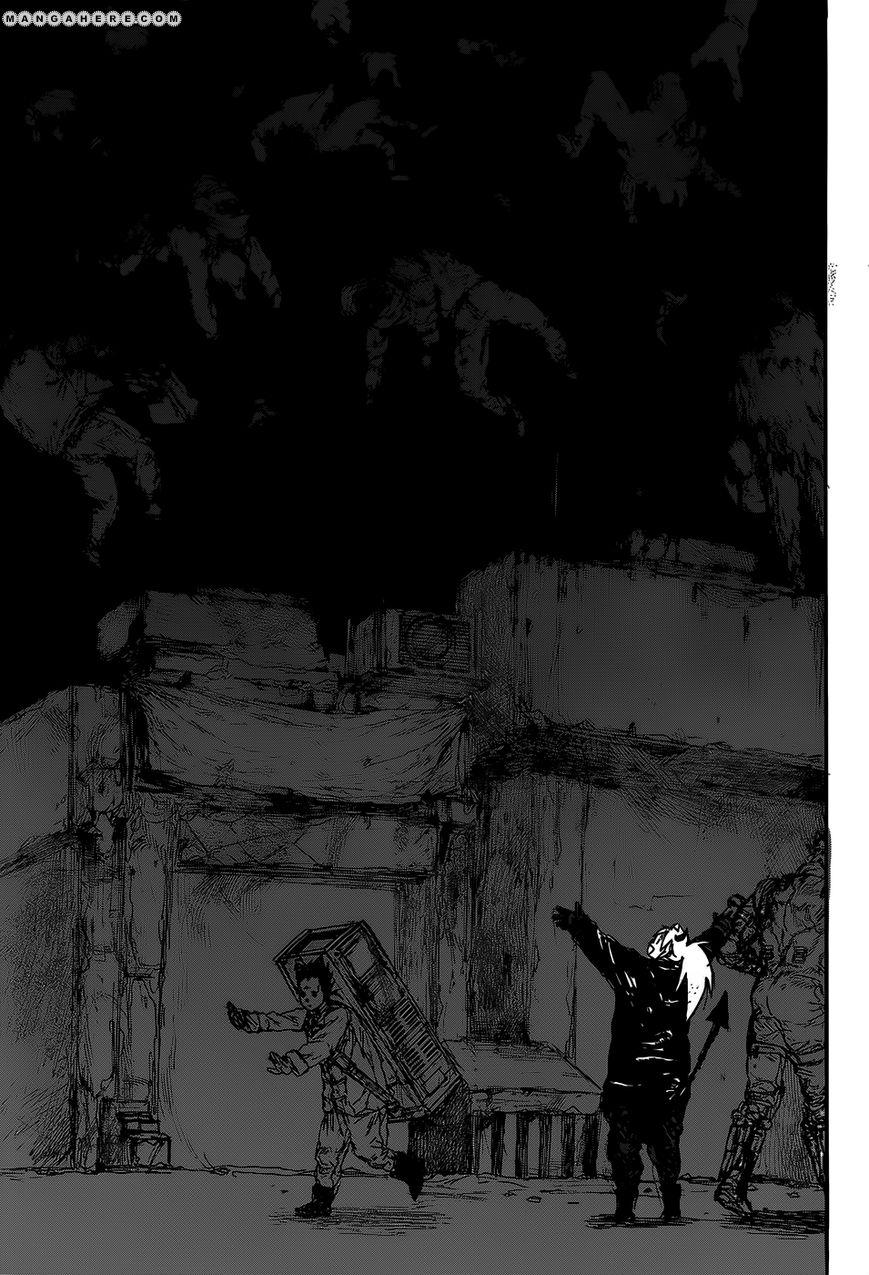 Манга Дорохедоро / Dorohedoro - Том 18 Глава 113 Страница 20