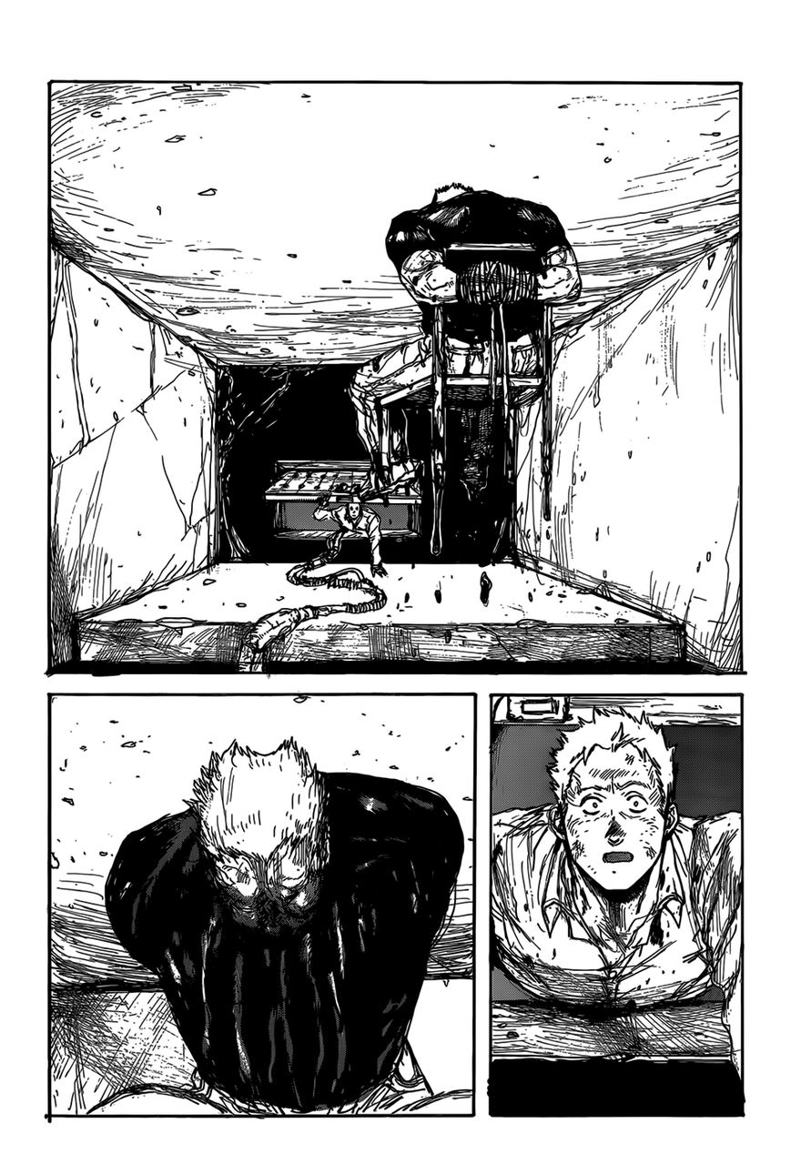 Манга Дорохедоро / Dorohedoro - Том 18 Глава 115 Страница 11
