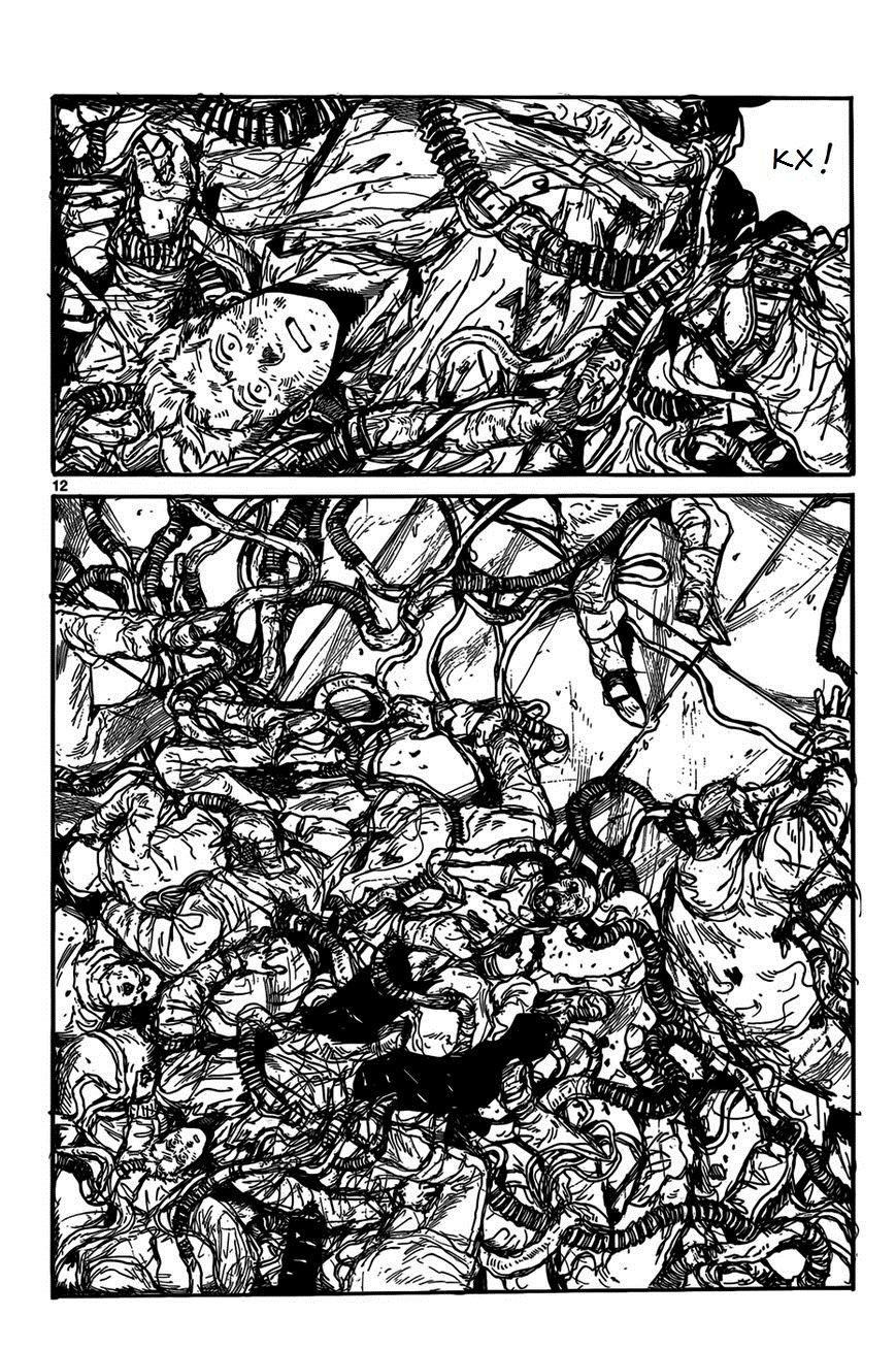 Манга Дорохедоро / Dorohedoro - Том 18 Глава 115 Страница 13